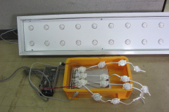 LED仕様の製作