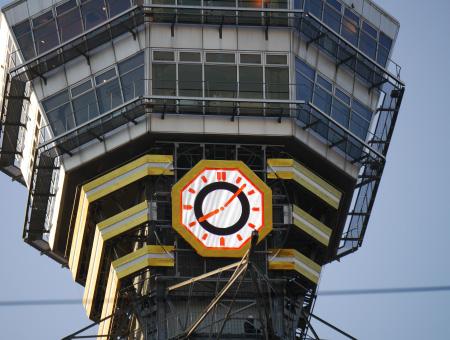 アナログ式大時計